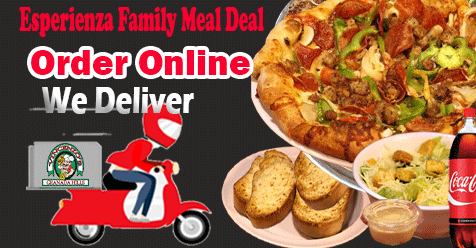 Family Night – Vincenzo's Granada Hills – Family Meal Deal!