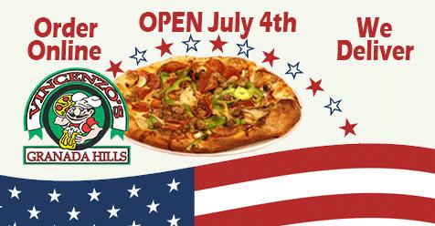 OPEN JULY 4TH – Regular Hours
